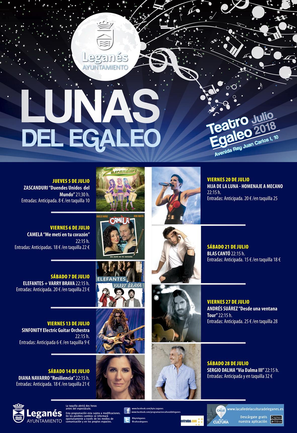 CartelLas Lunas2018email