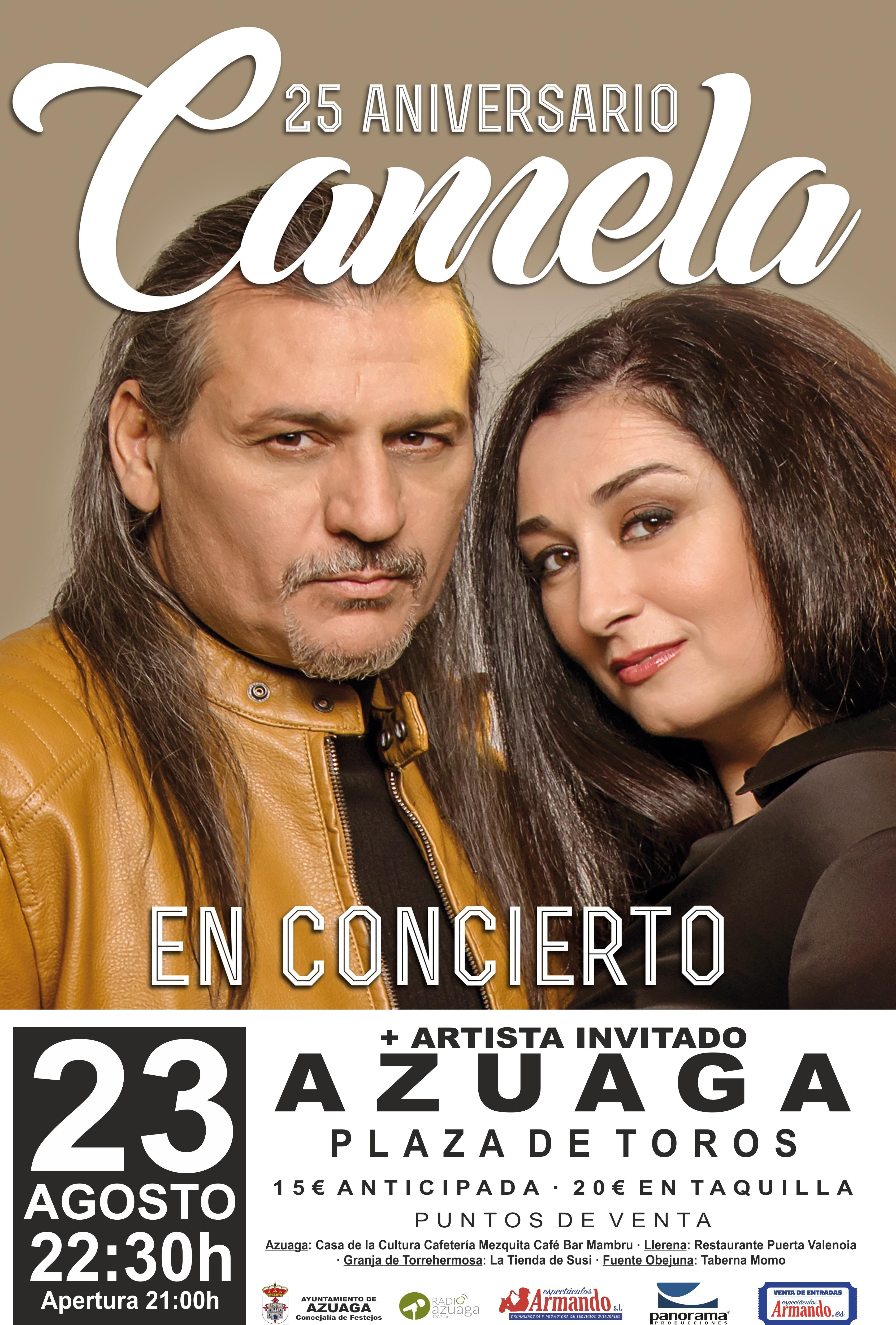 CAMELA AZUAGA A3+ CARTEL